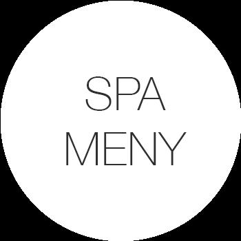 Spa meny